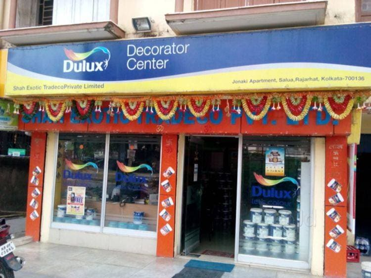 dulux trade outlets