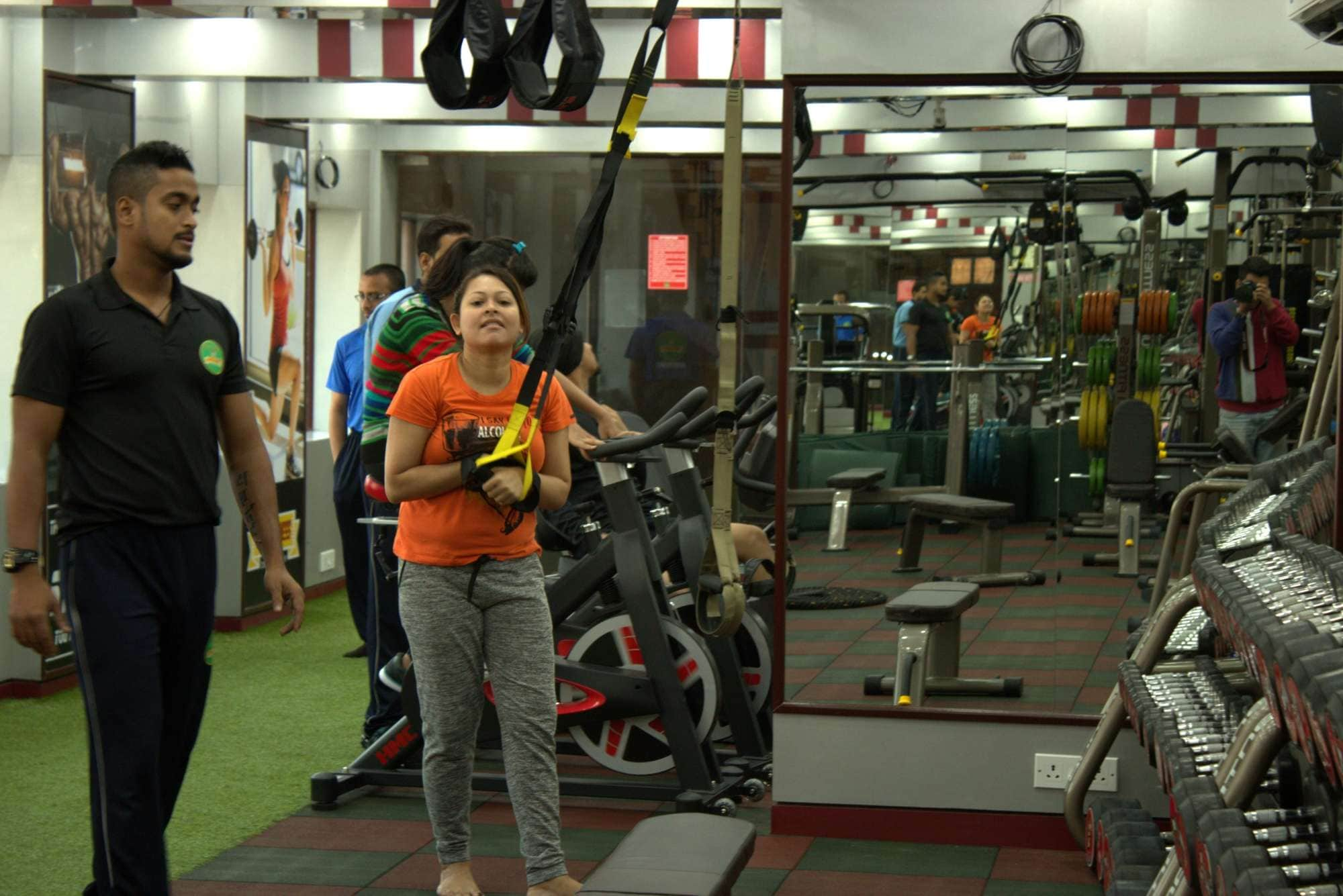 Top gyms in tollygunge best body building fitness centres