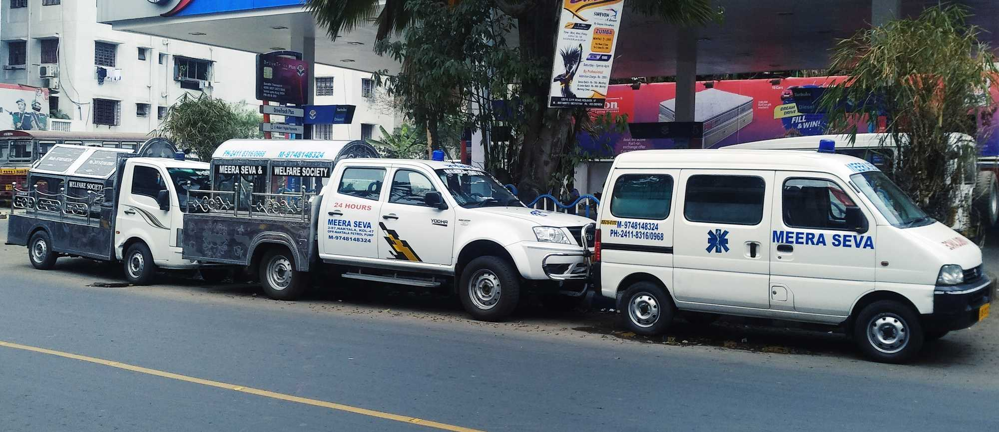 Top 100 24 Hours Ambulance Services in Kolkata - Best 24 Hrs