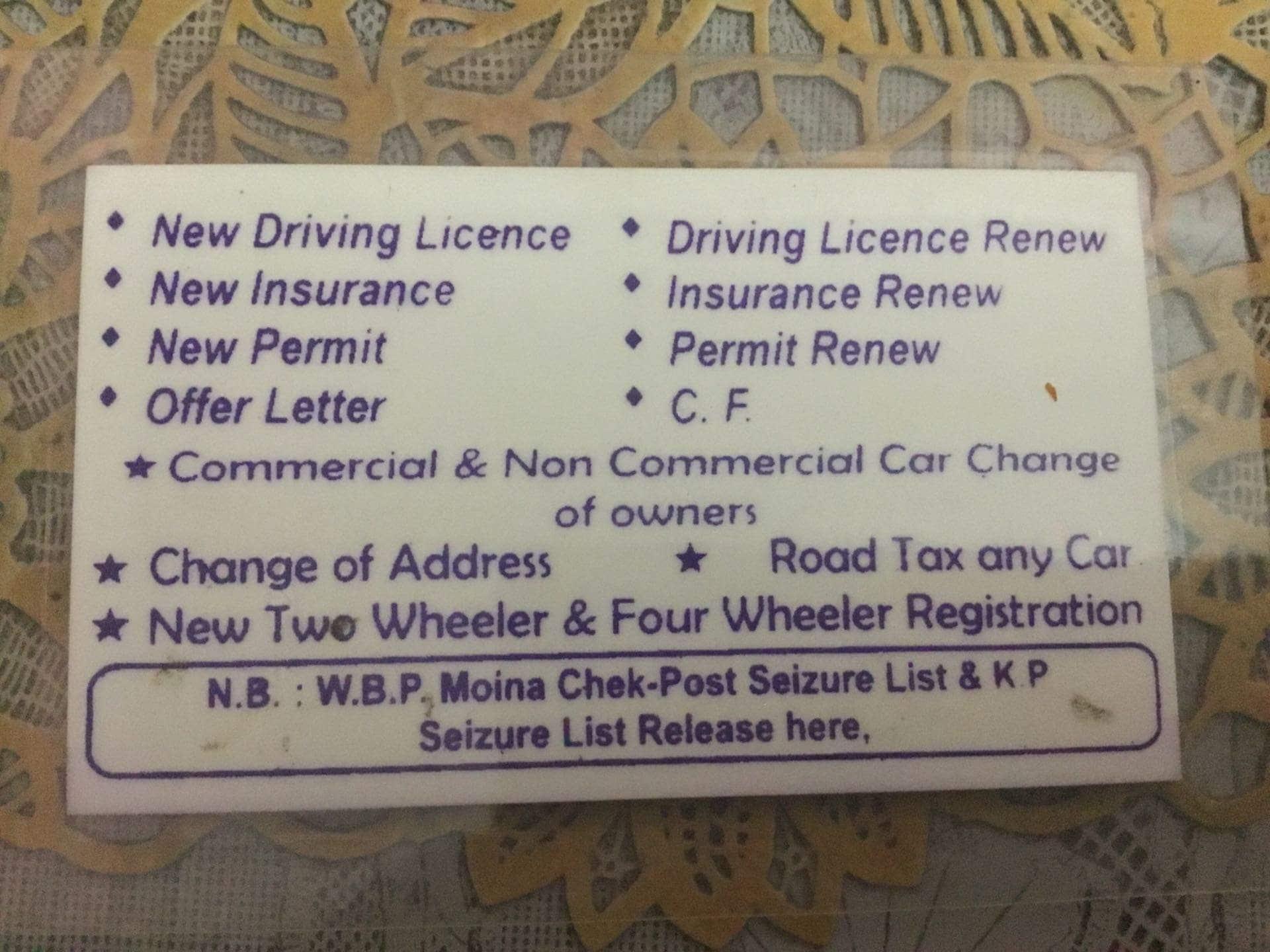 Top Driving License Consultants in Behala - Best Driving