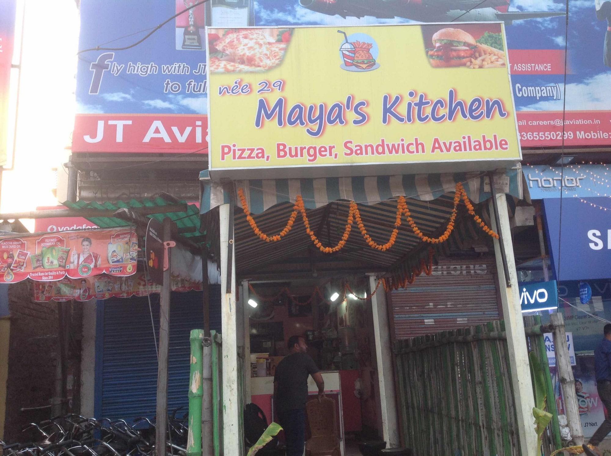 Nee 29 Mayas Kitchen, Sodepur, Kolkata