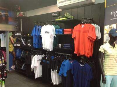 Adidas Exclusive Store, Hridaypur