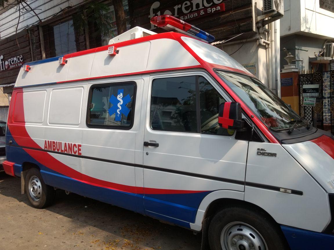 Top Ambulance Services in Kolkata - Best AC Ambulance