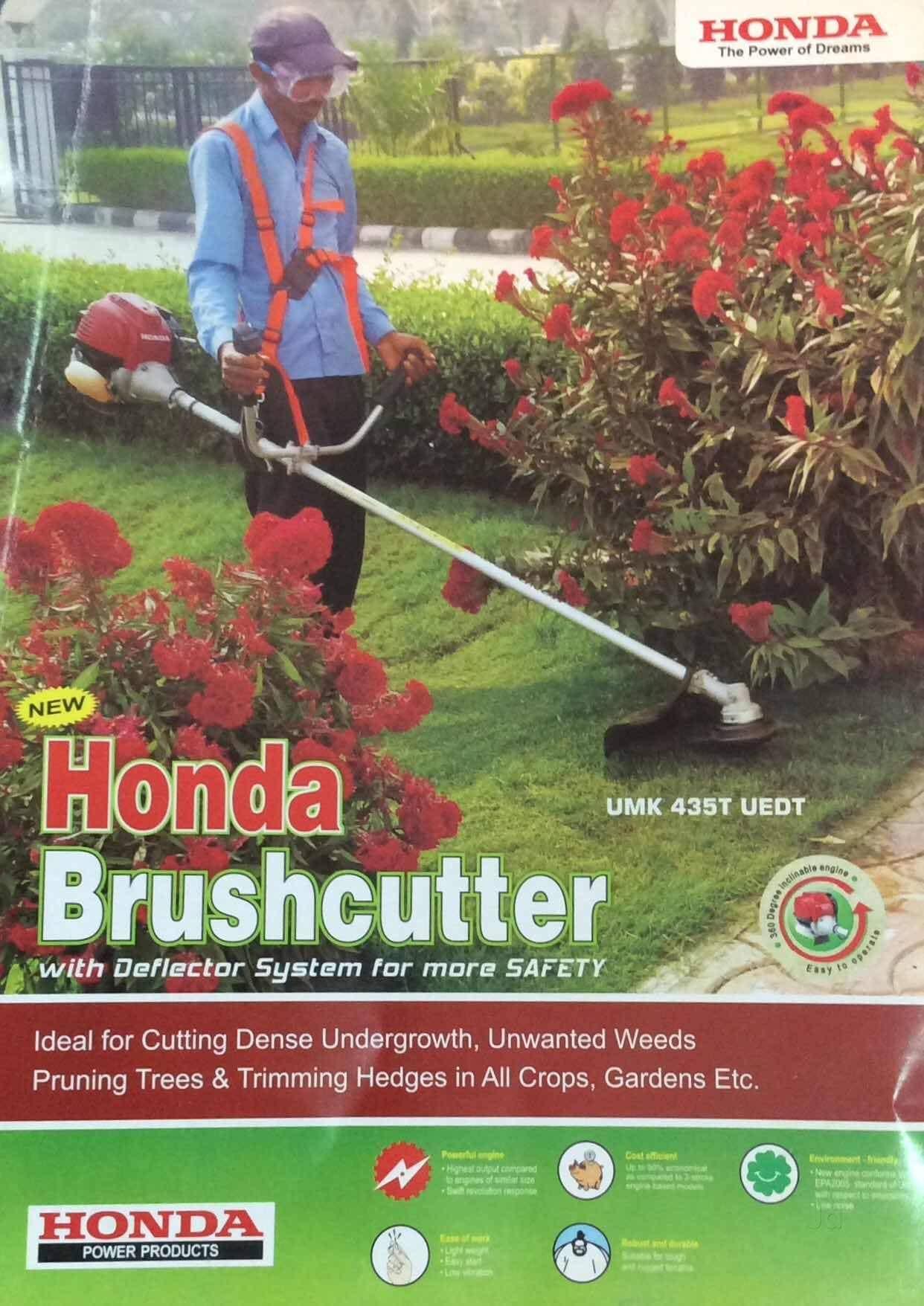 Honda Lawn Mower Repair U0026 Services In Kolkata