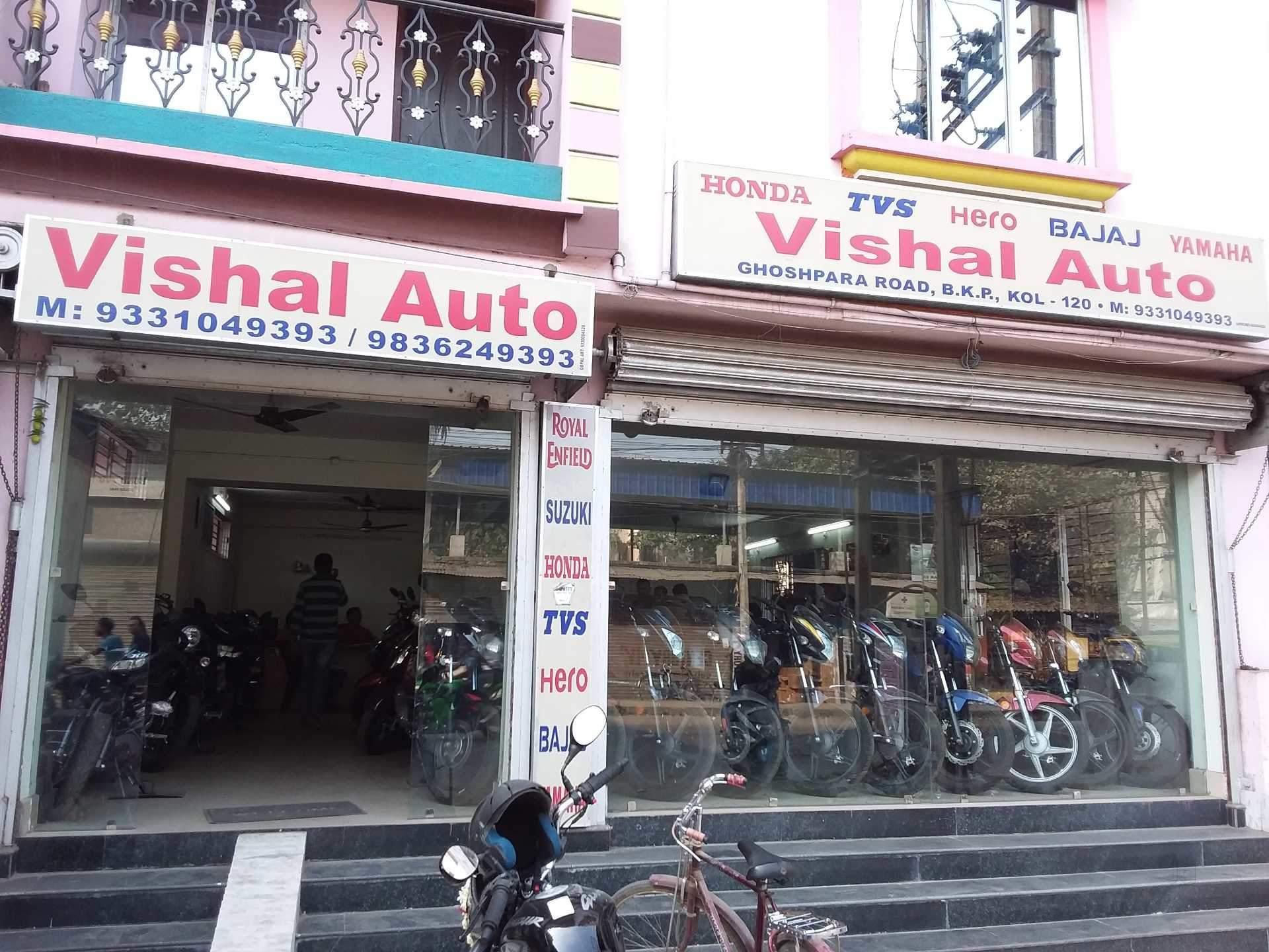 Vishal Auto Barrackpore Motorcycle Dealers In Kolkata Justdial