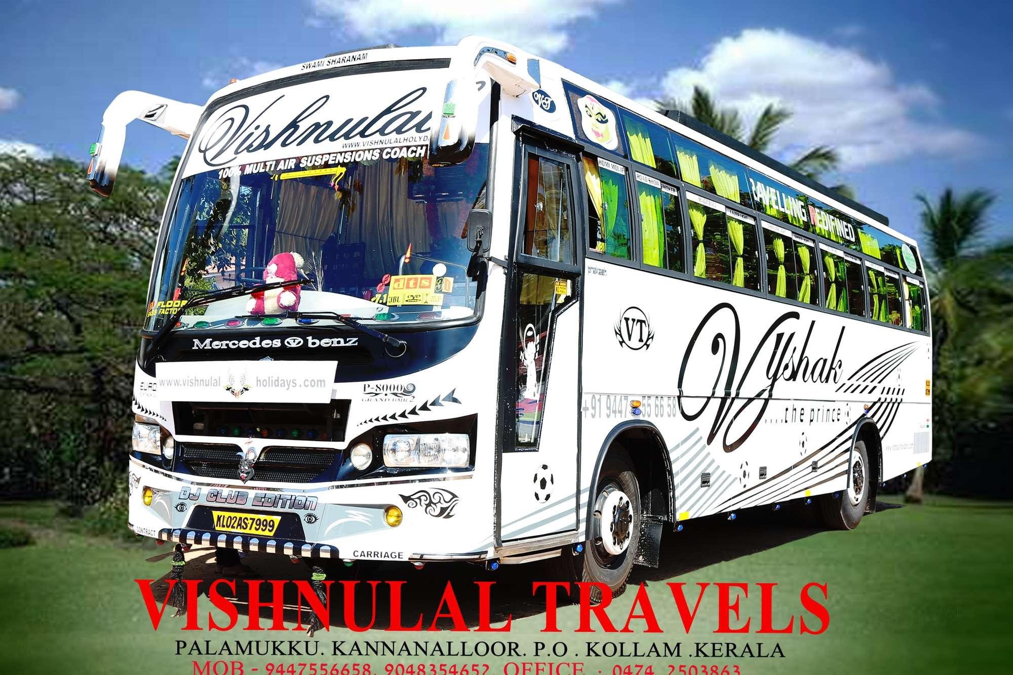 Taj Mahal Tours And Travels Kollam