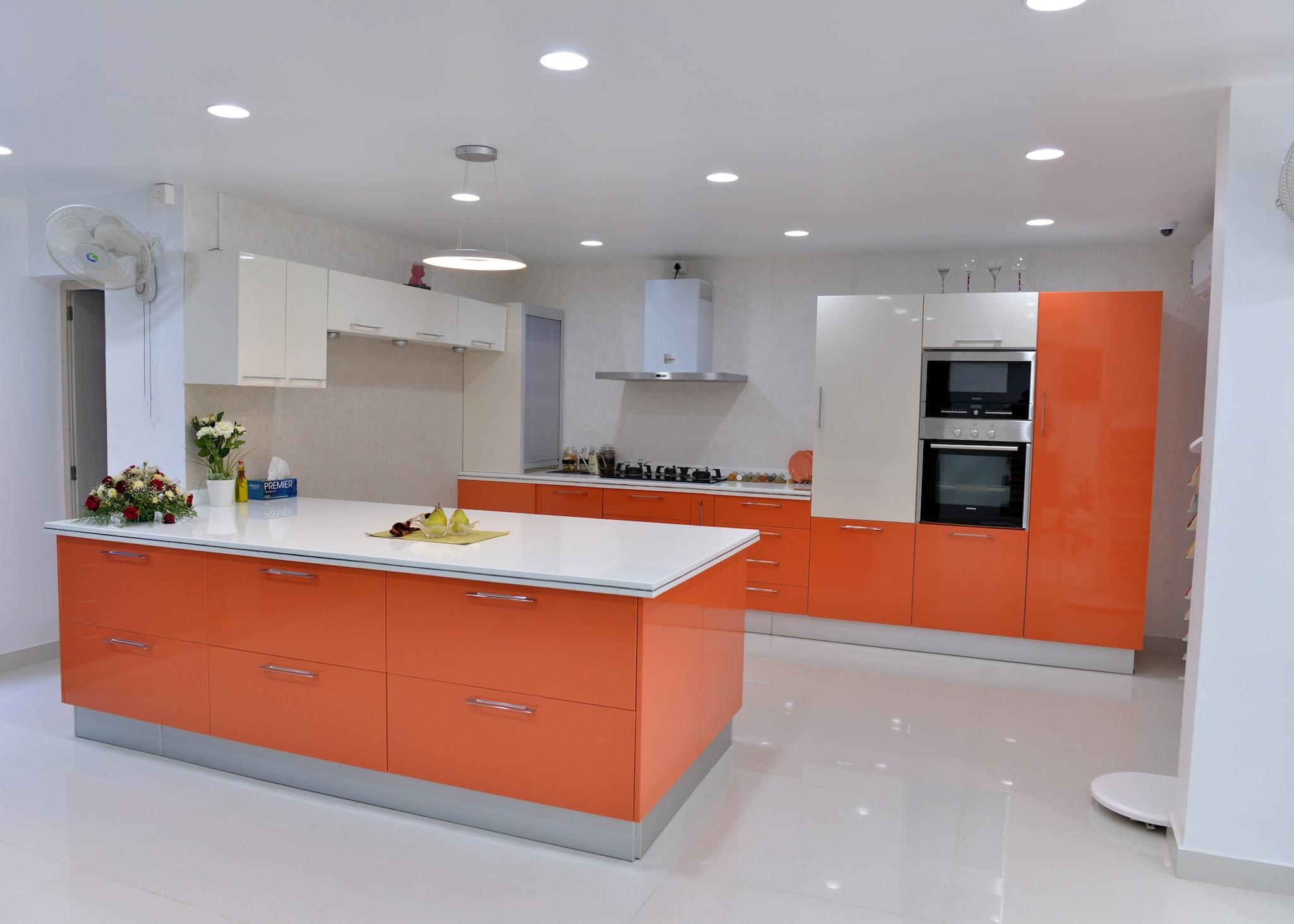 Godrej Kitchen Gallery, Thellakom - Furniture Dealers in Kottayam
