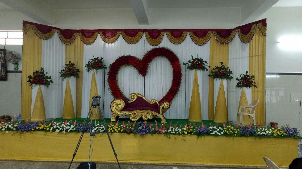 Top 7 Marriage Contractor Stage Decoration In Krishnagiri Justdial
