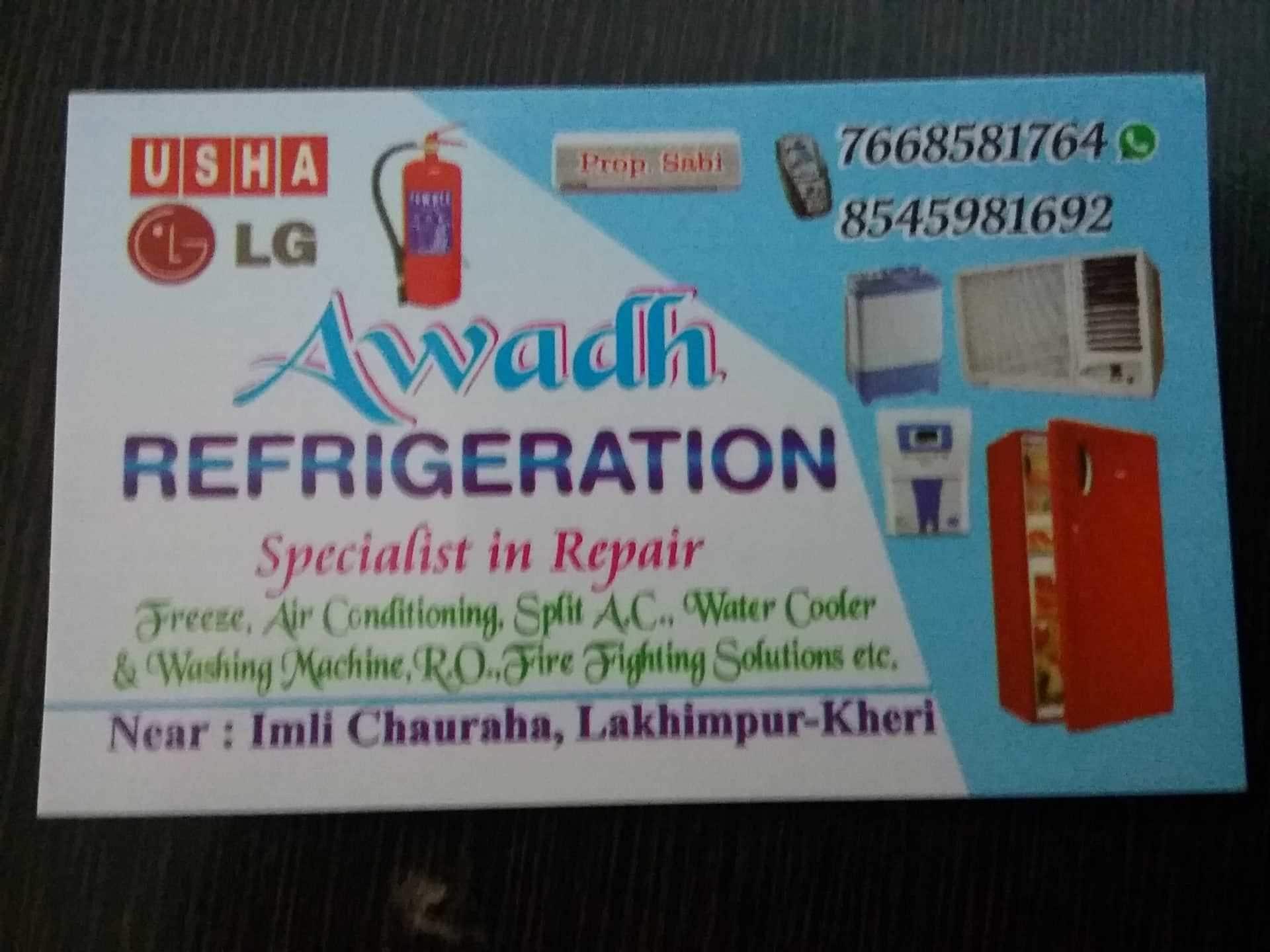 Top LG Refrigerator Repair & Services in Lakhimpur Kheri - LG