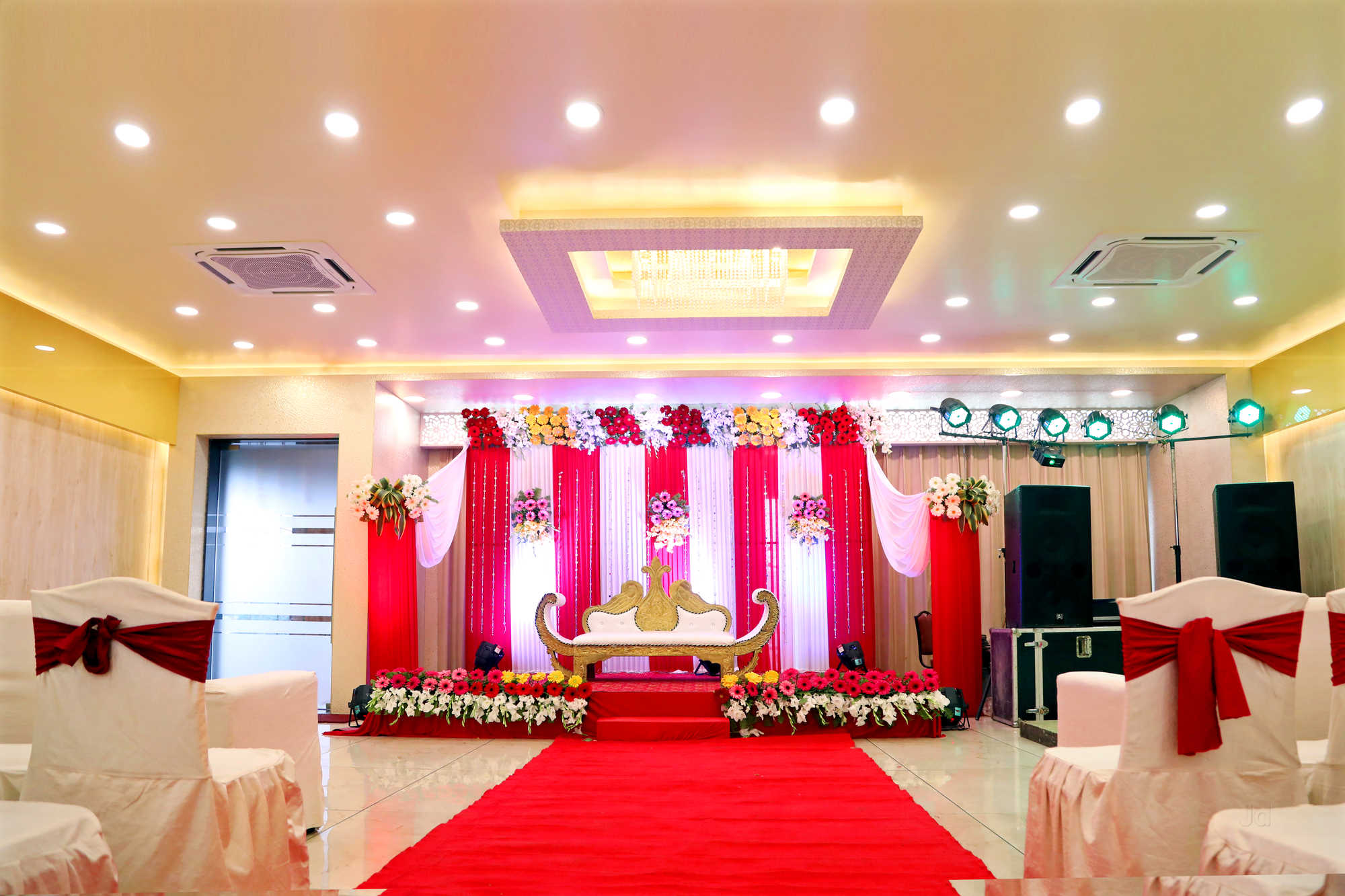 Top Ac Banquet Halls in Pgi Road-Sgpgi Campus - Best Ac Marriage ...