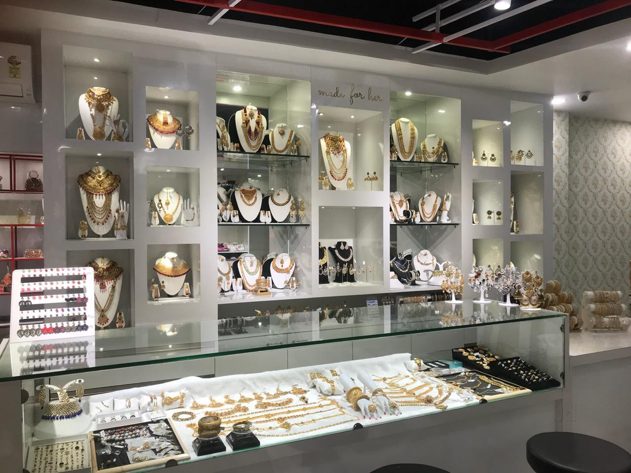 Gehna Fashion Jewelry Boutique Aashiyana Jewellery Showrooms In Lucknow Justdial