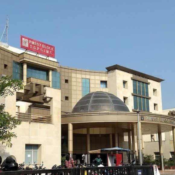 Image result for Sanjay Gandhi PGIMS, Lucknow
