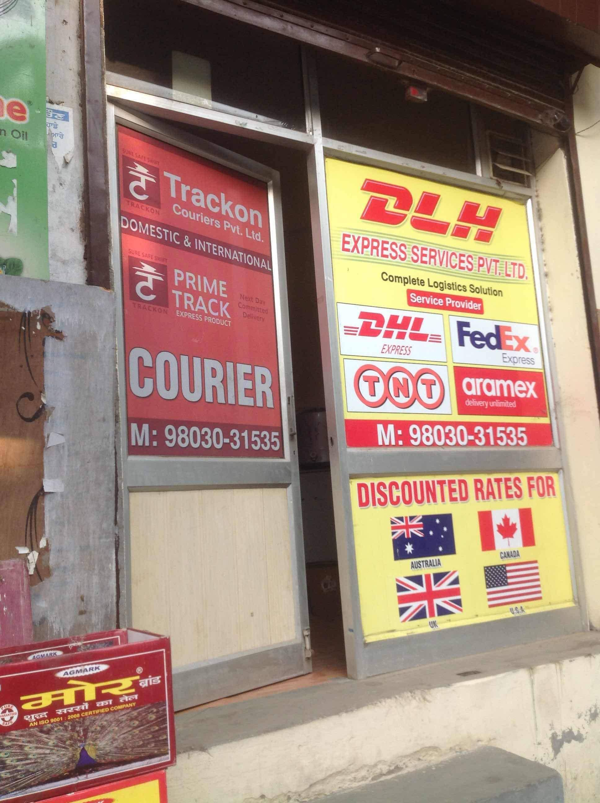 Top Fedex Courier Services in Ludhiana - Best Fedex Courier