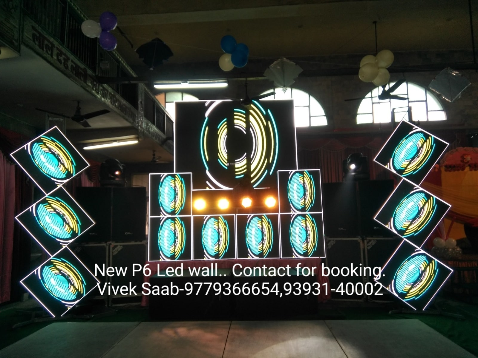 Top Portable Led Screens On Hire in Lalton Kalan - Best