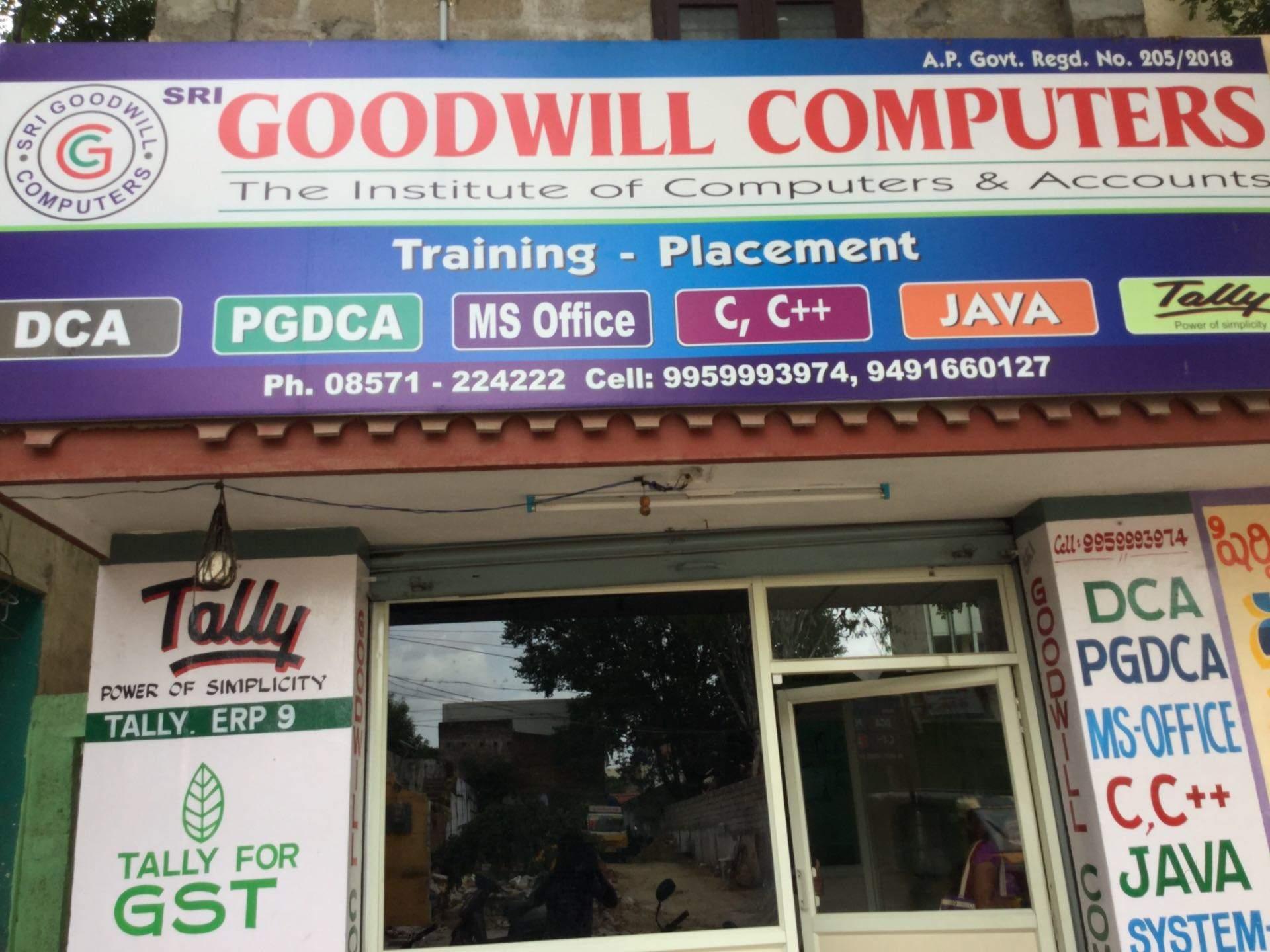 Java Training Institutes in Madanapalle - Computer Training