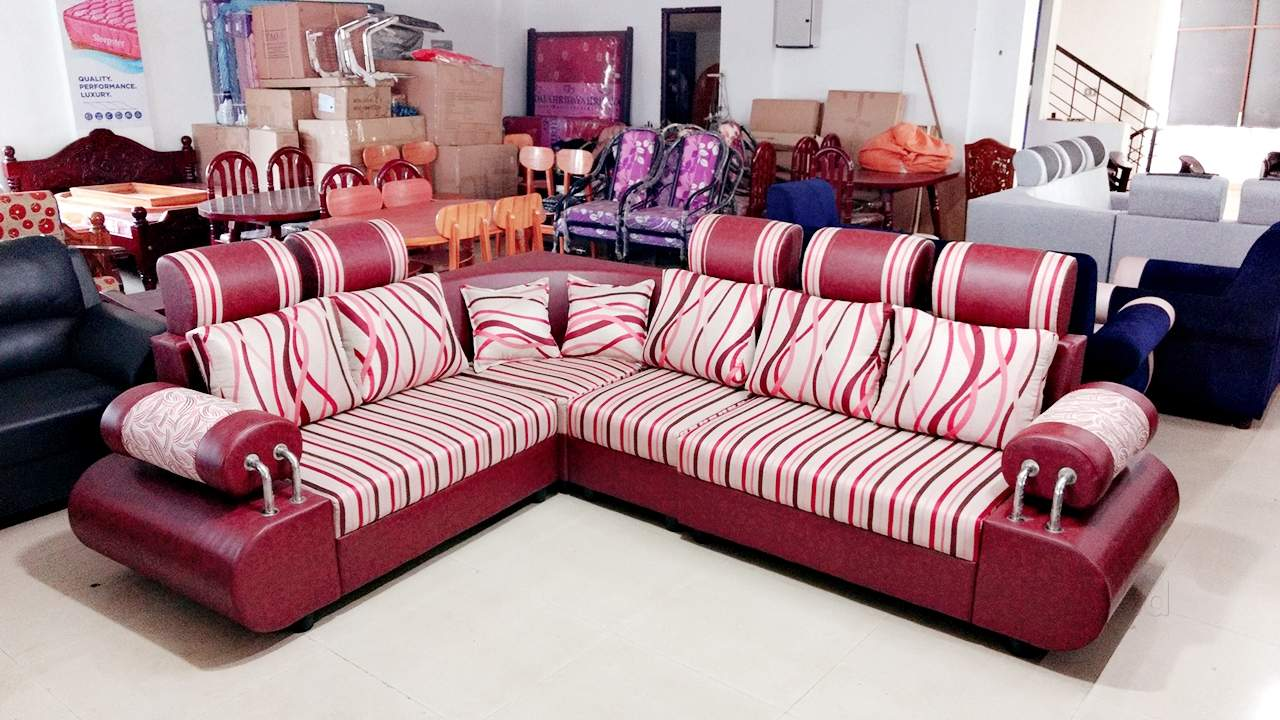 Top Italian Leather Sofa Set Manufacturers in Iyer Bungalow, Madurai ...