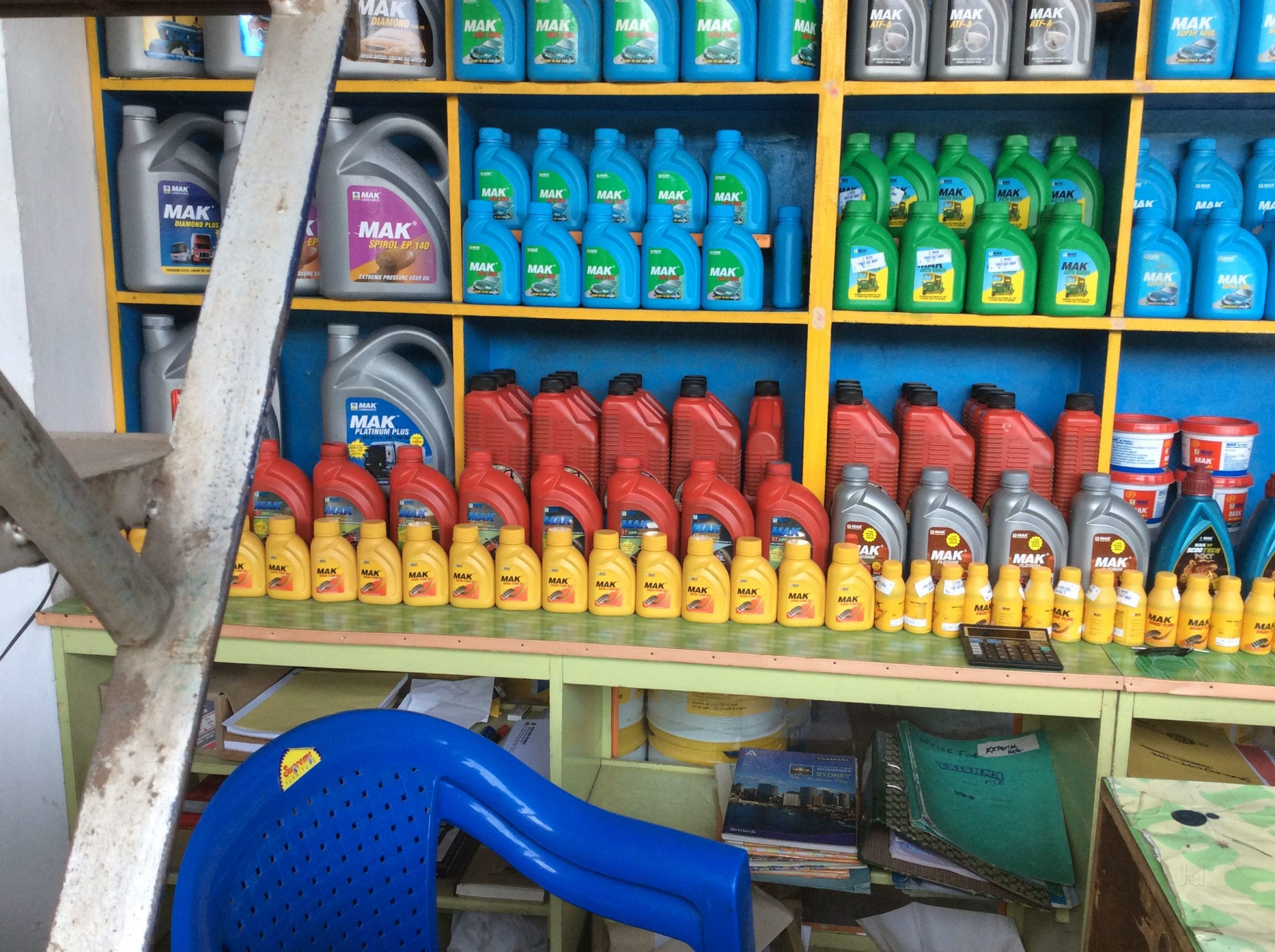 Top Mobil Industrial Lubricant Oil Distributors in Ponmeni
