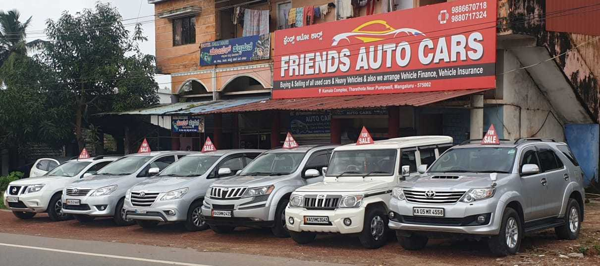 Friends Auto Cars Pumpwell Second Hand Car Dealers In Mangalore Justdial
