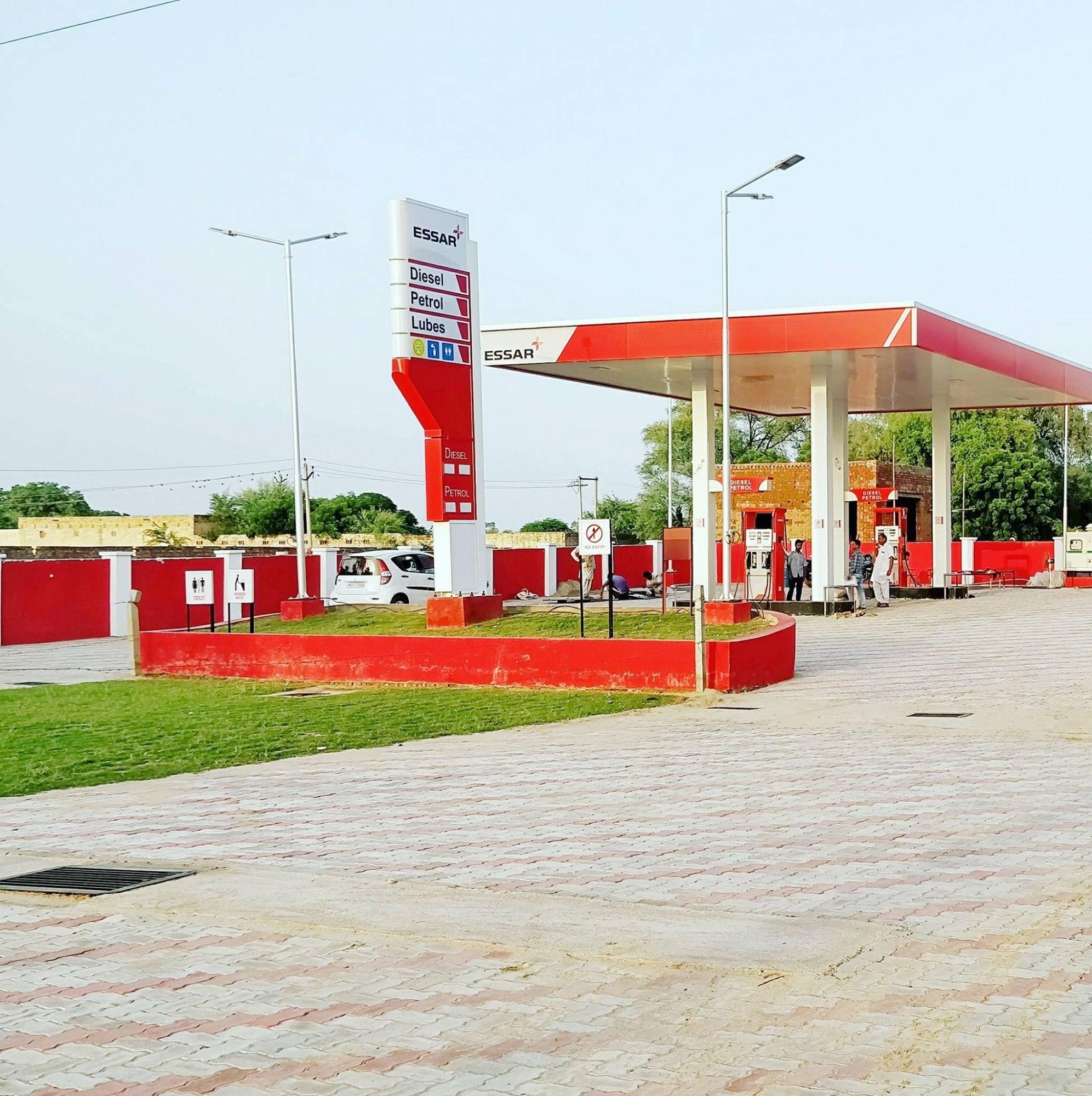 Top Essar Petrol Pumps in Boha - Best Essar Petrol Pumps