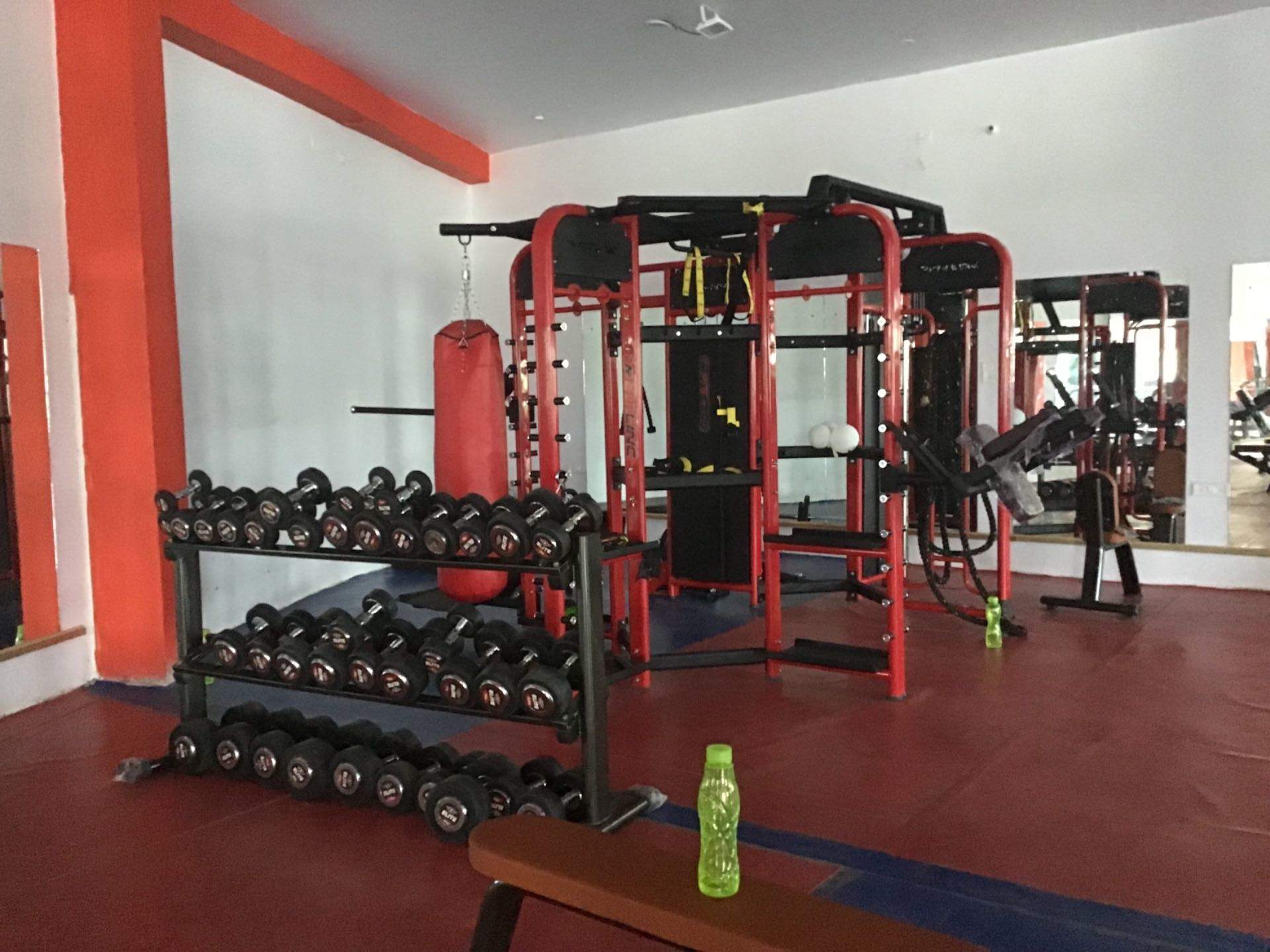 Top gyms in mathura best body building fitness centres