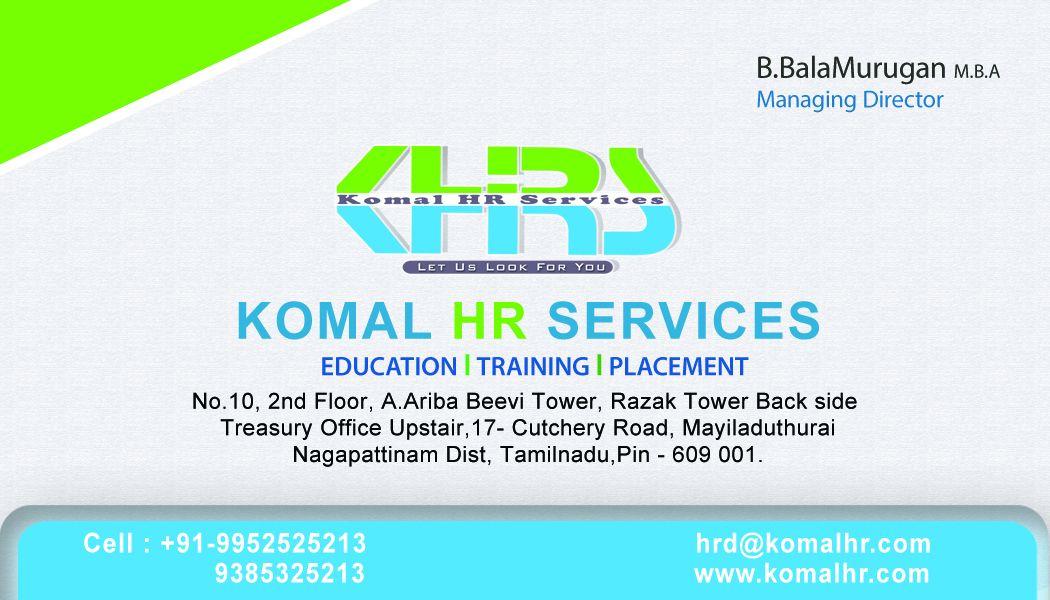 Top Hr Outsourcing Consultants in Dharmapuram - Best Human