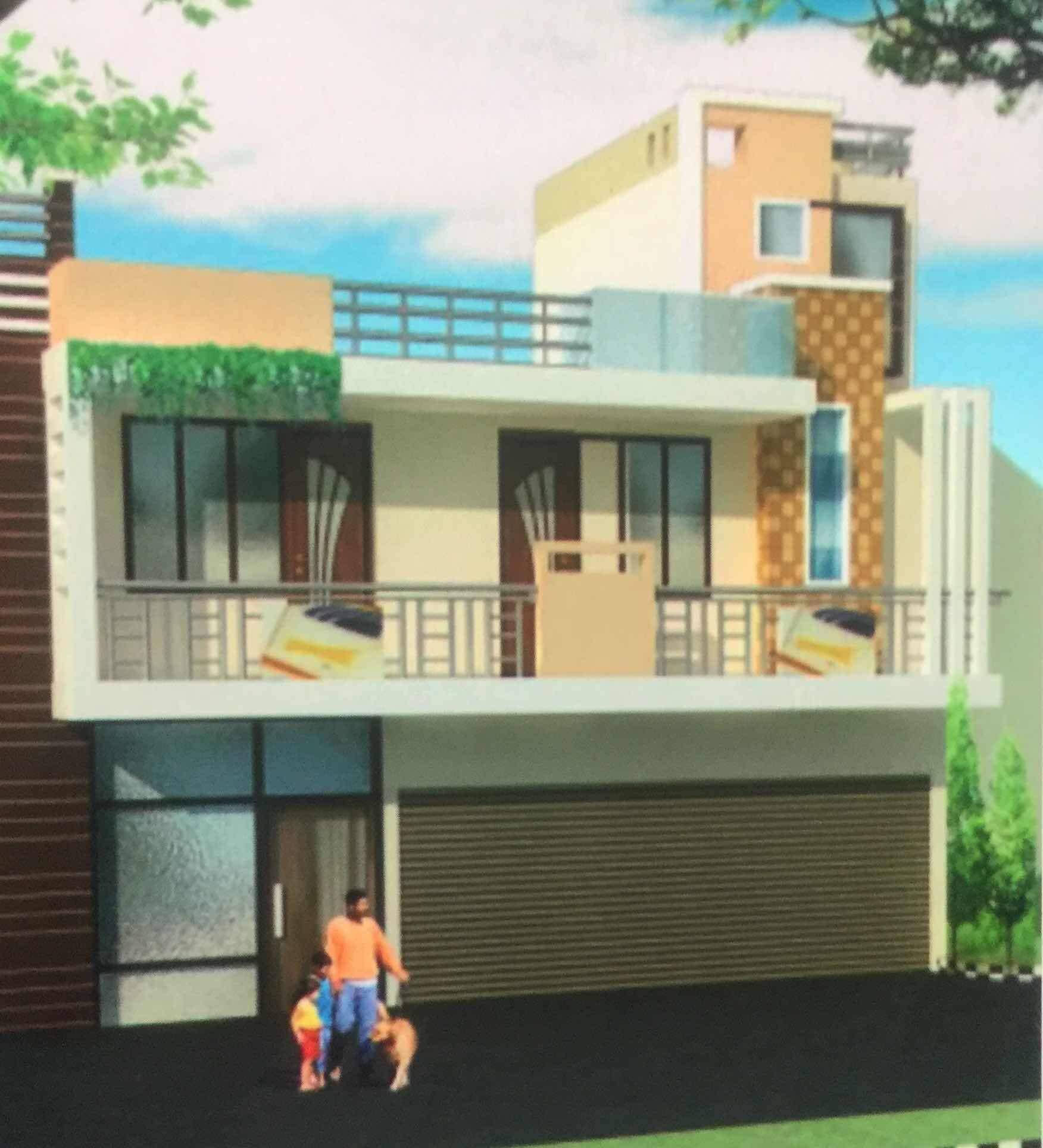 House Architecture In Meerut