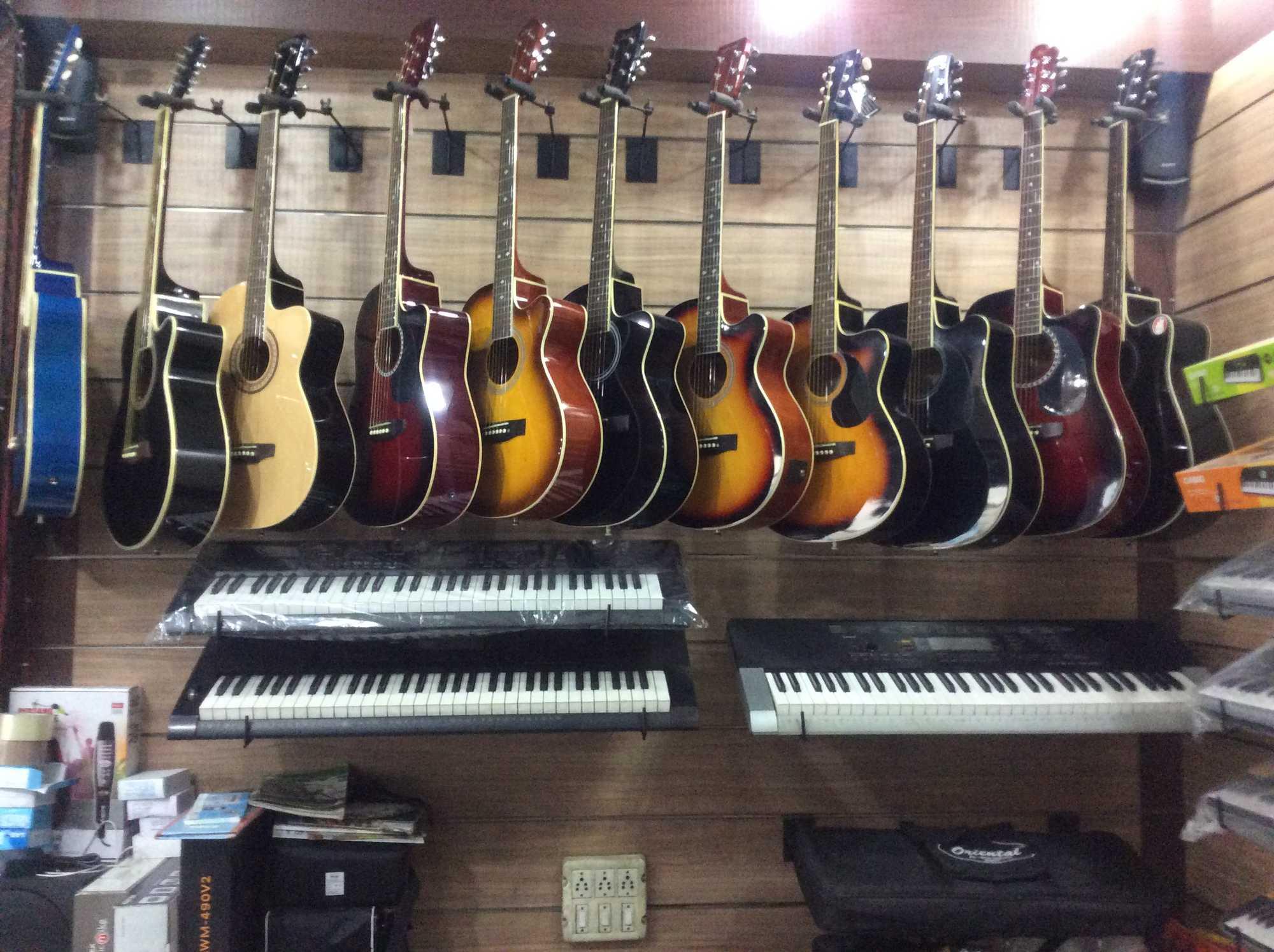 Top Taylor Guitar Dealers in Meerut City - Best Taylor Guitar