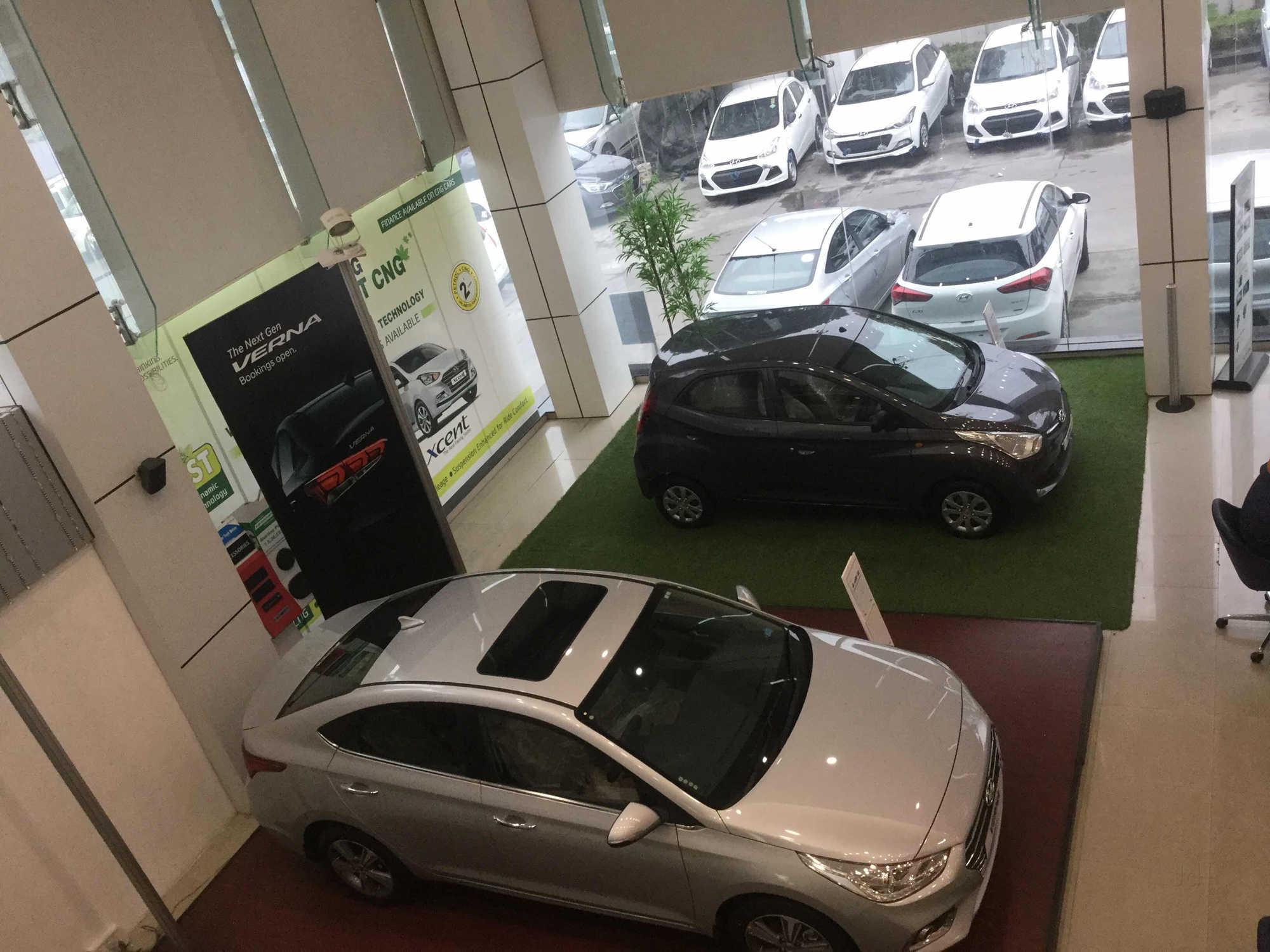 Top 30 Hyundai Car Dealers In Chandigarh Hyundai Showrooms Best