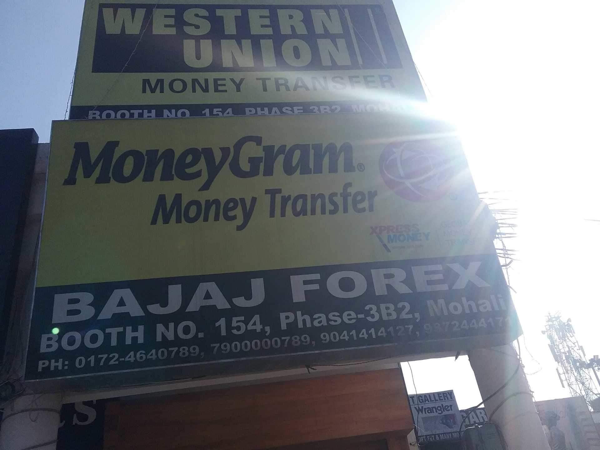 Western Union 24 Hours Money Transfer Agencies In Mohali Sas Nagar Chandigarh