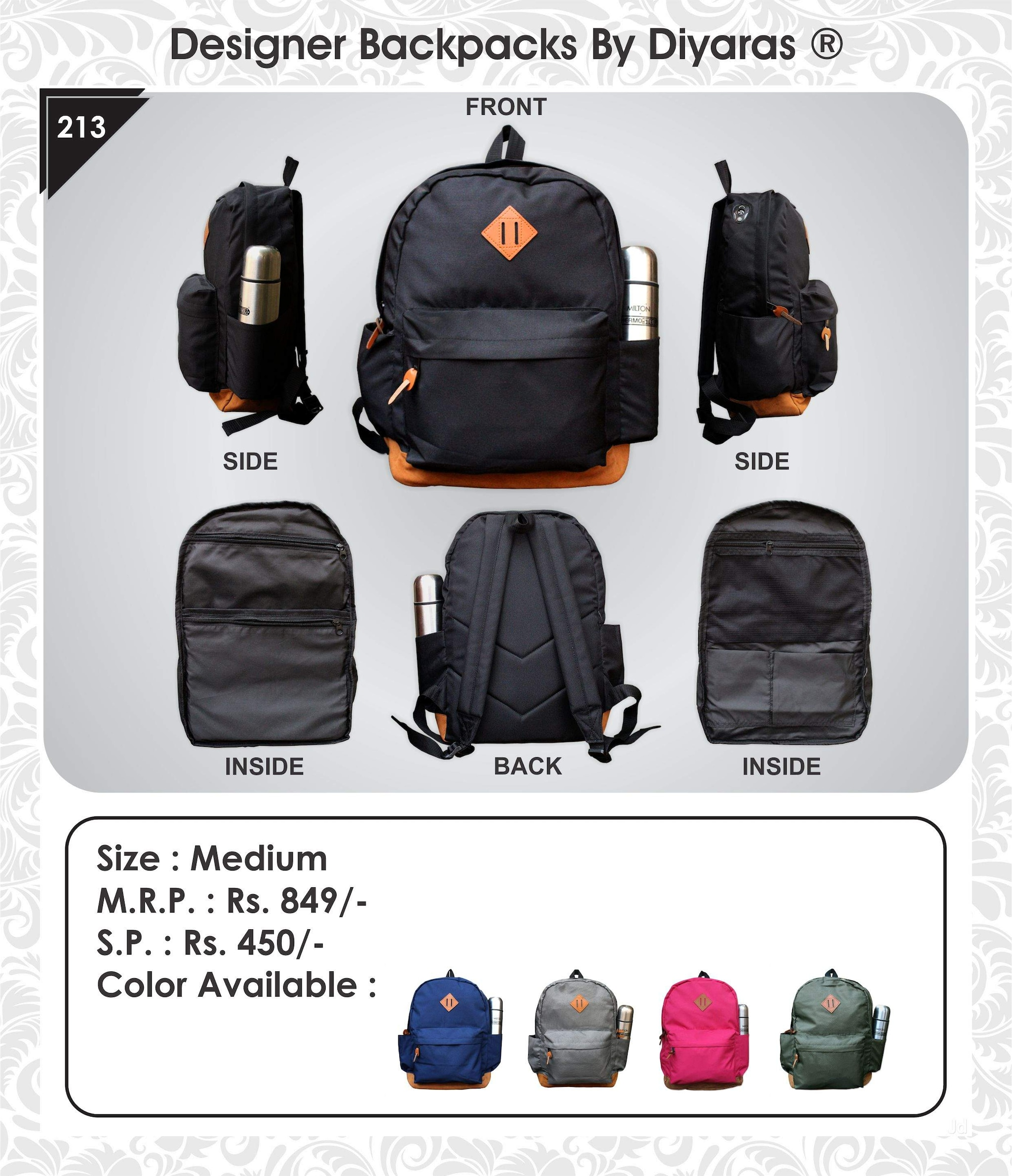 5b03e61c0dd2 Top 9 Travel Backpack Manufacturers in Malad West