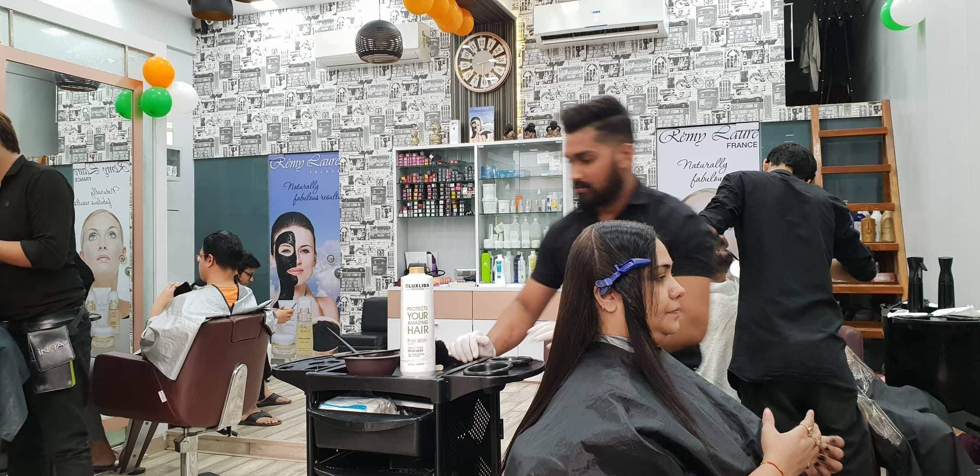 Kaifee Stylist Unisex Salon, Mira Road - Salons in Thane, Mumbai