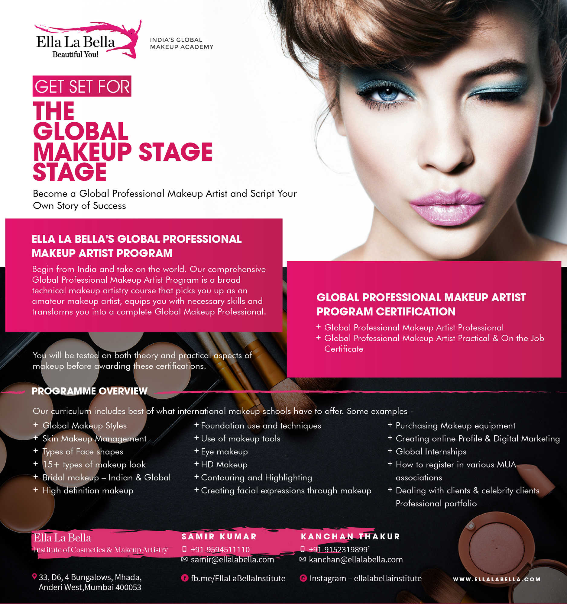 Best Makeup Course In India Makeupview Co