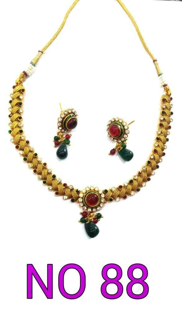 765e266258 Top 100 1 Gram Gold Jewellery Manufacturers in Malad West - Best 1 ...