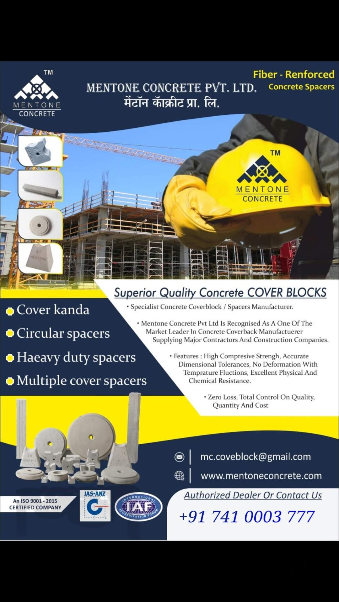 Top 20 Cover Block Manufacturers in Thane West, Mumbai - Best