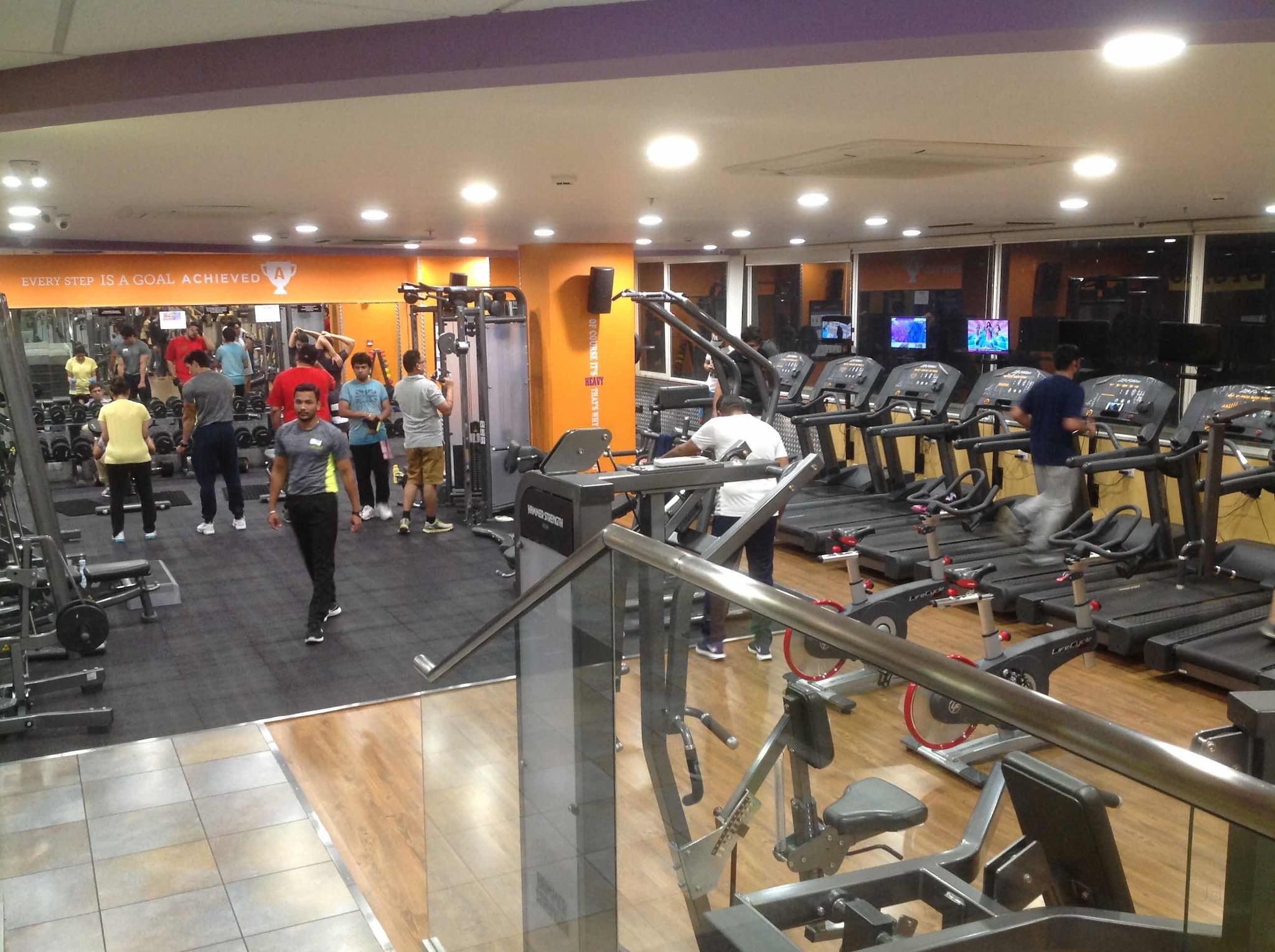 Find list of Anytime Fitness in Andheri East, Mumbai - Justdial