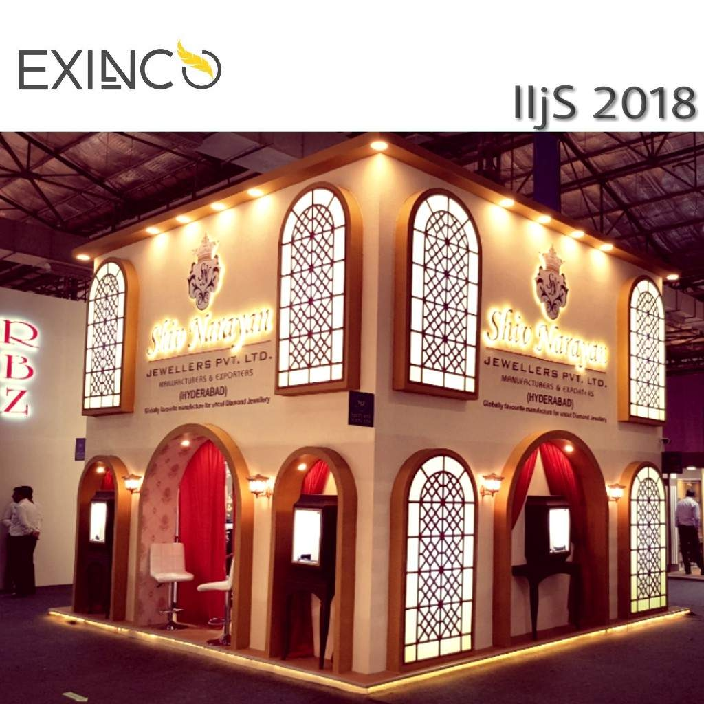 Exhibition Stall Lights : Top exhibition stall designers in thane west best exhibition
