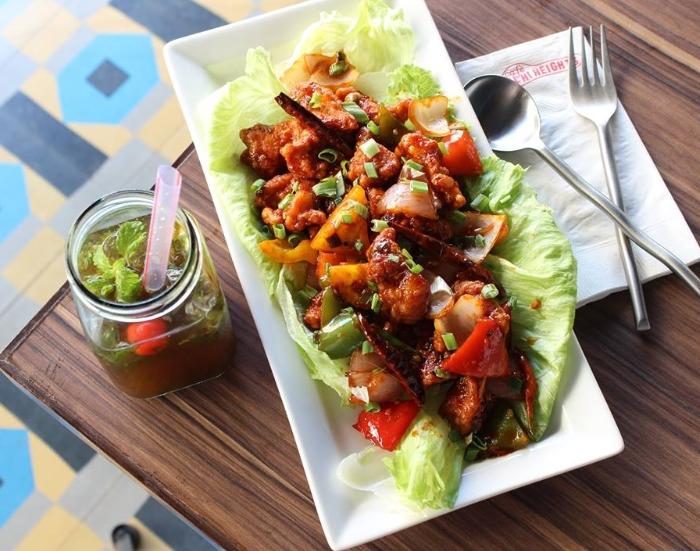 Indian Restaurants High Street Phoenix Lower Parel Mumbai