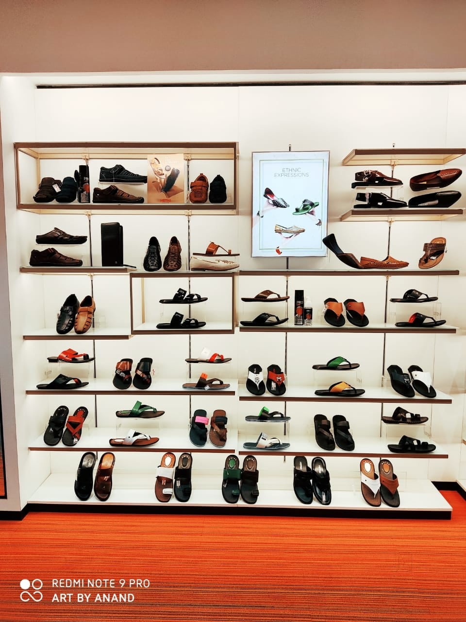 Metro Shoes Store (R City Mall