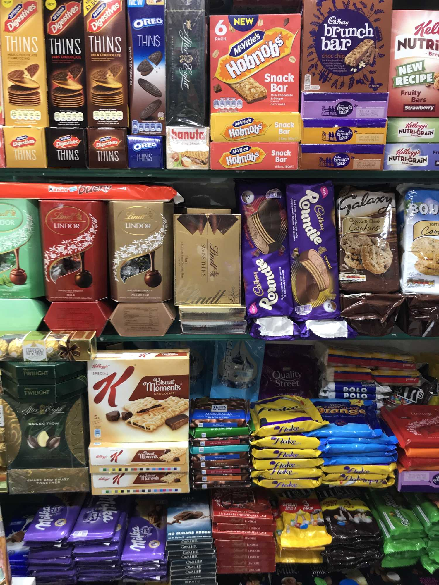 Top 50 Imported Chocolate Wholesalers in Crawford Market