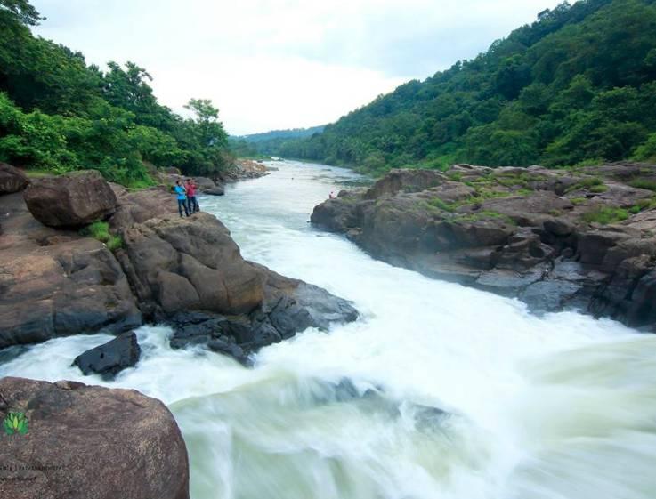 Perunthenaruvi Falls, Ranni, Pathanamthitta