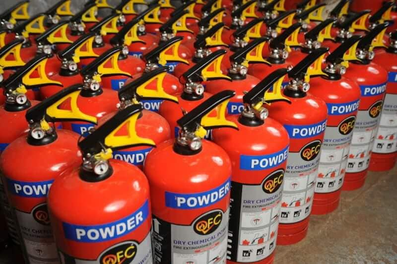 Top 100 Fire Extinguisher Refilling Services in Mumbai