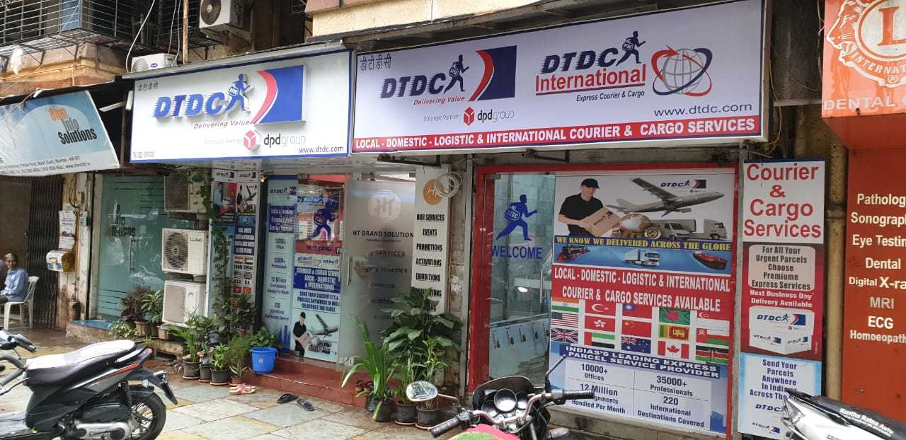 Dtdc Express Ltd Malad East Courier Services In Mumbai Justdial