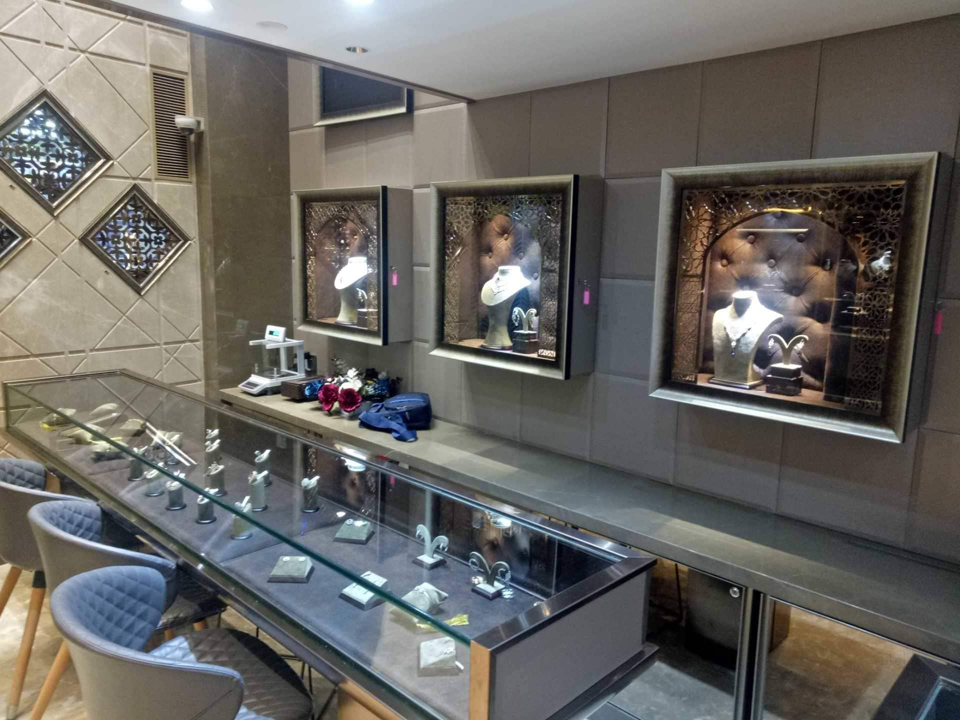 jewellery shop interior design ideas s interior design online shop Diamond Jewellery Showrooms in Mumbai