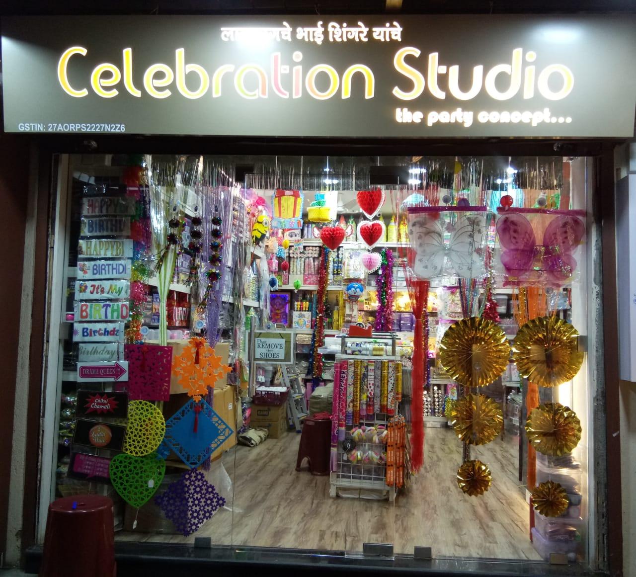Birthday Decorative Item Dealers In Mumbai