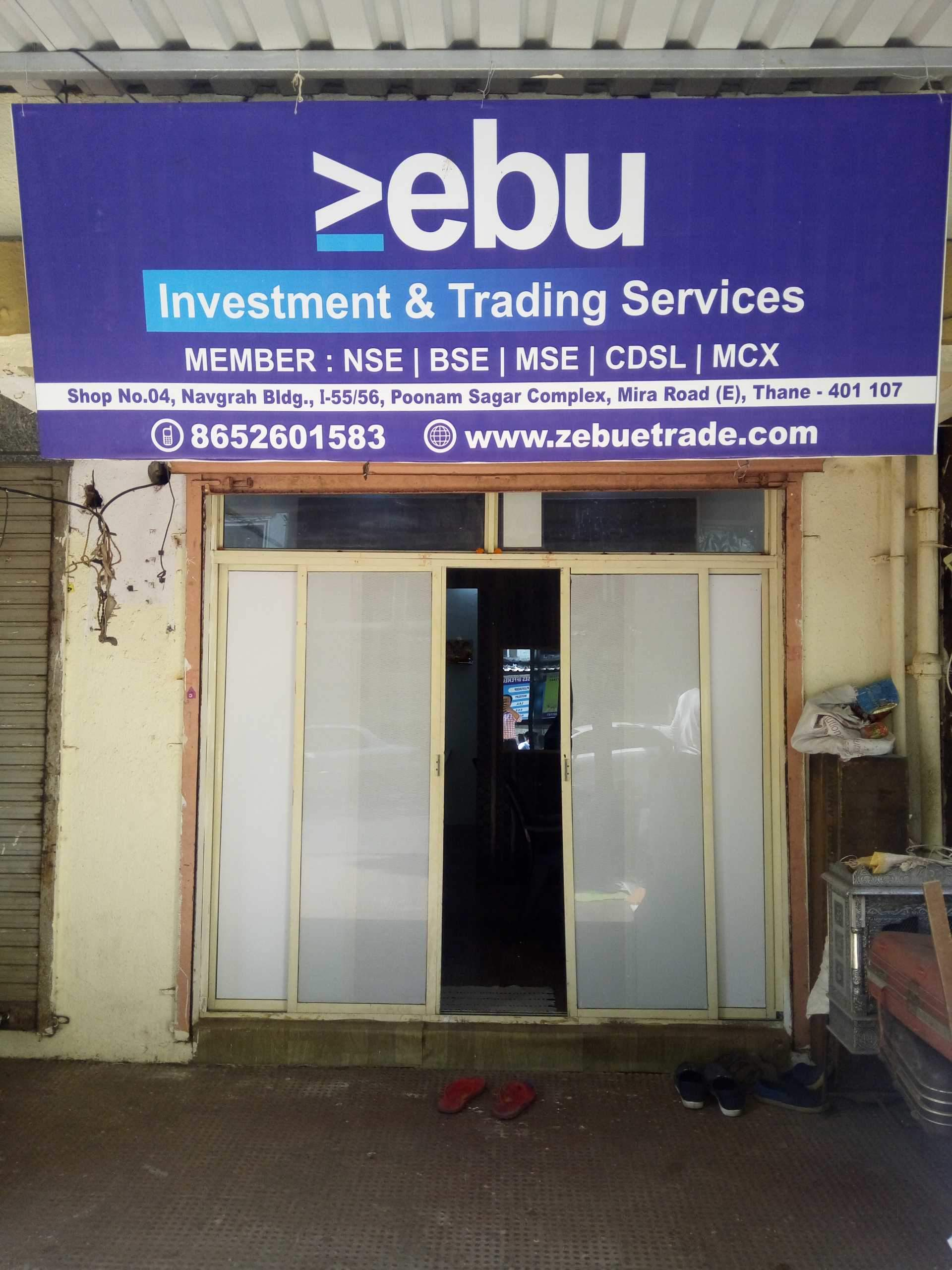 Zebu Investment & Trading Services, Mira Road - Share Brokers in Thane,  Mumbai - Justdial