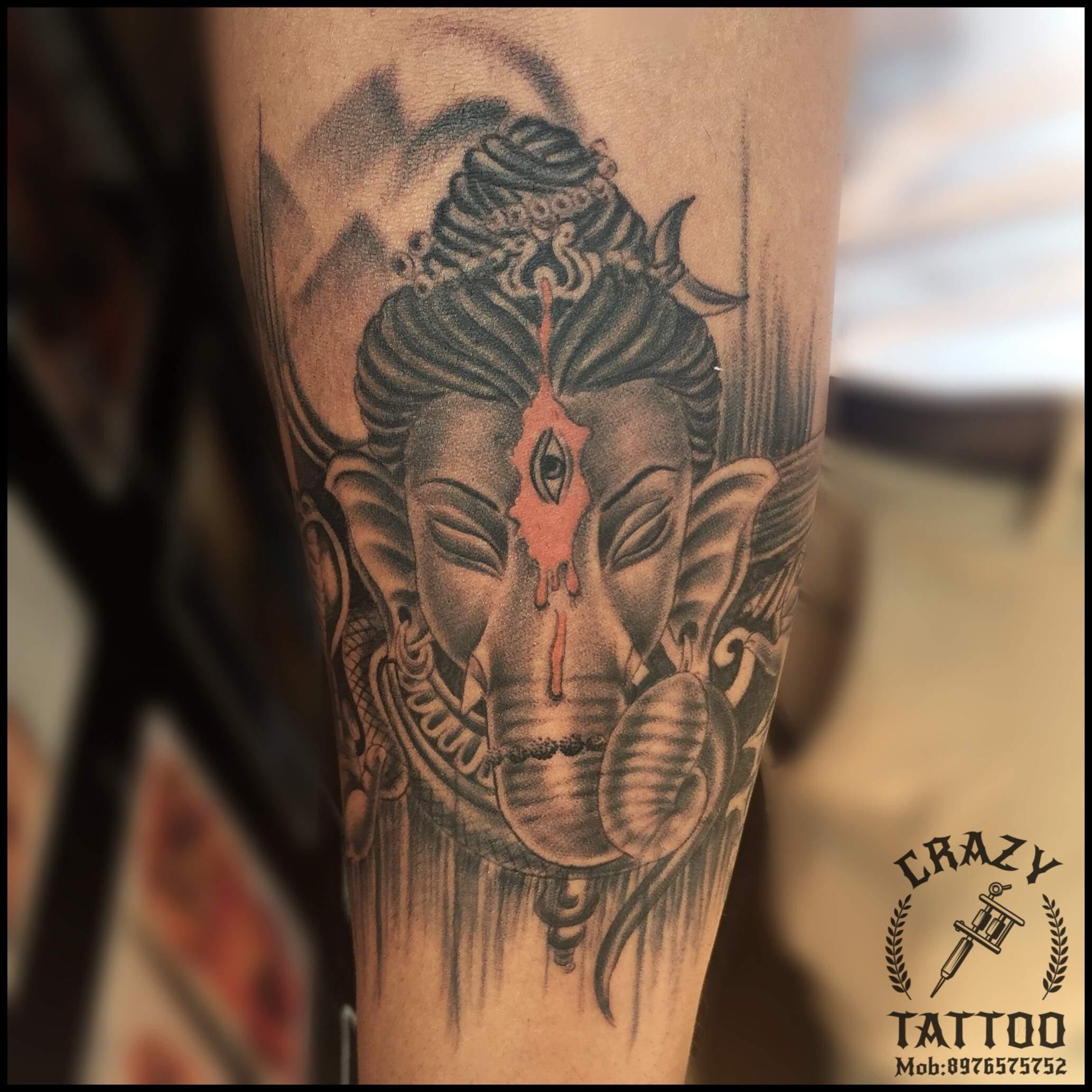 Top 100 Tattoo Studio in Mumbai - Best Needless Tattoo Studio ...