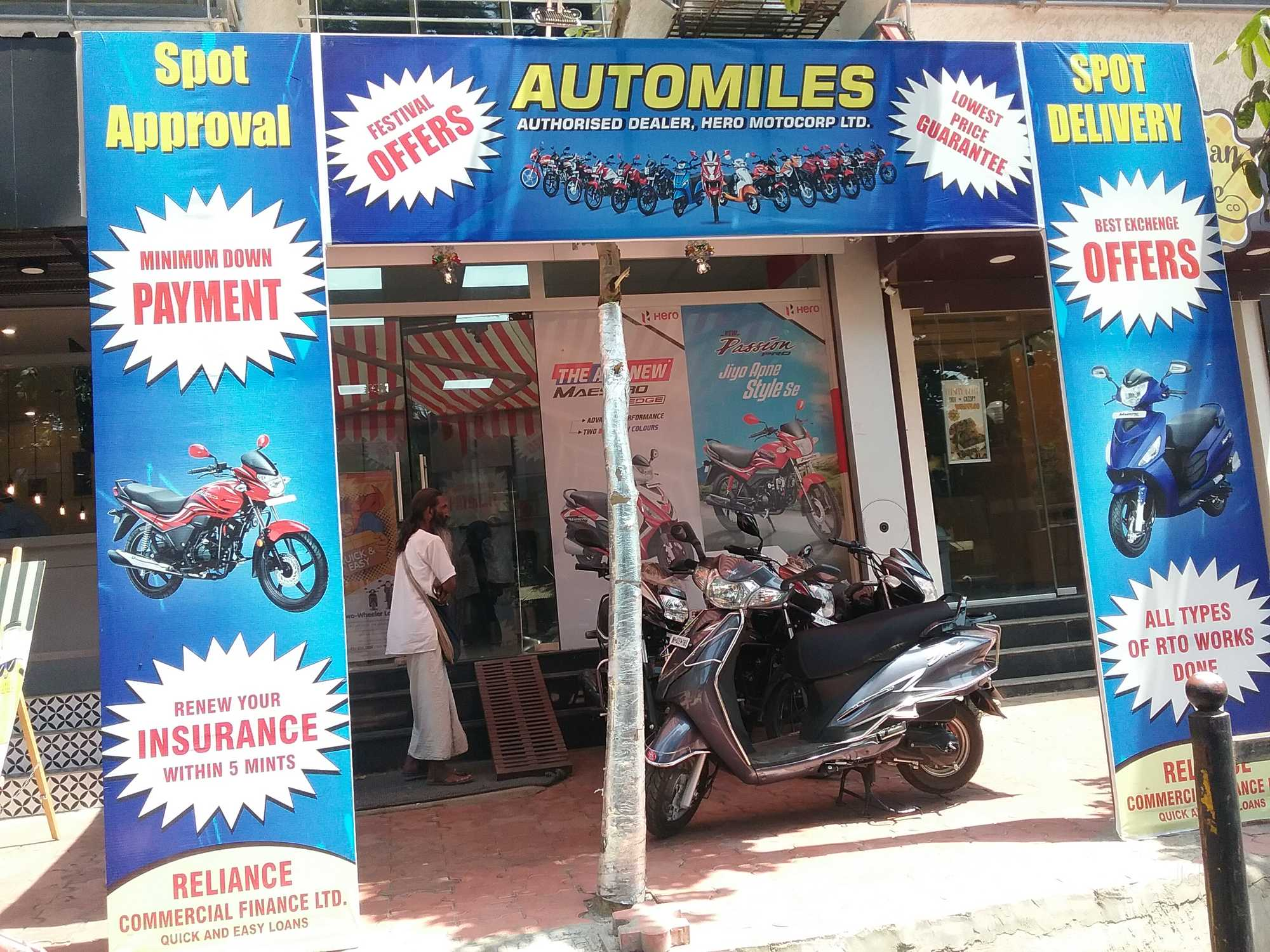 Top Kawasaki Ninja Motorcycle Dealers in Malwani Colony