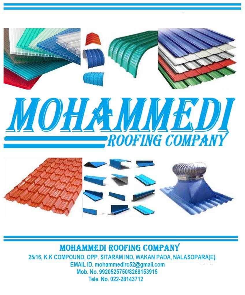 Mohammedi Roofing Company Bhayandar West Roofing Contractors In Thane Mumbai Justdial