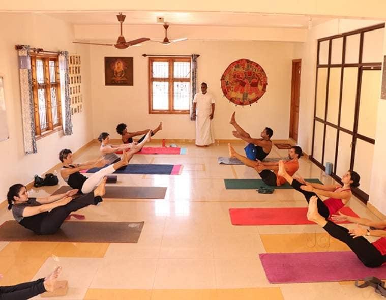 Yogadarshanam Mysore Ashtanga Hatha Yoga Teachers Training ...