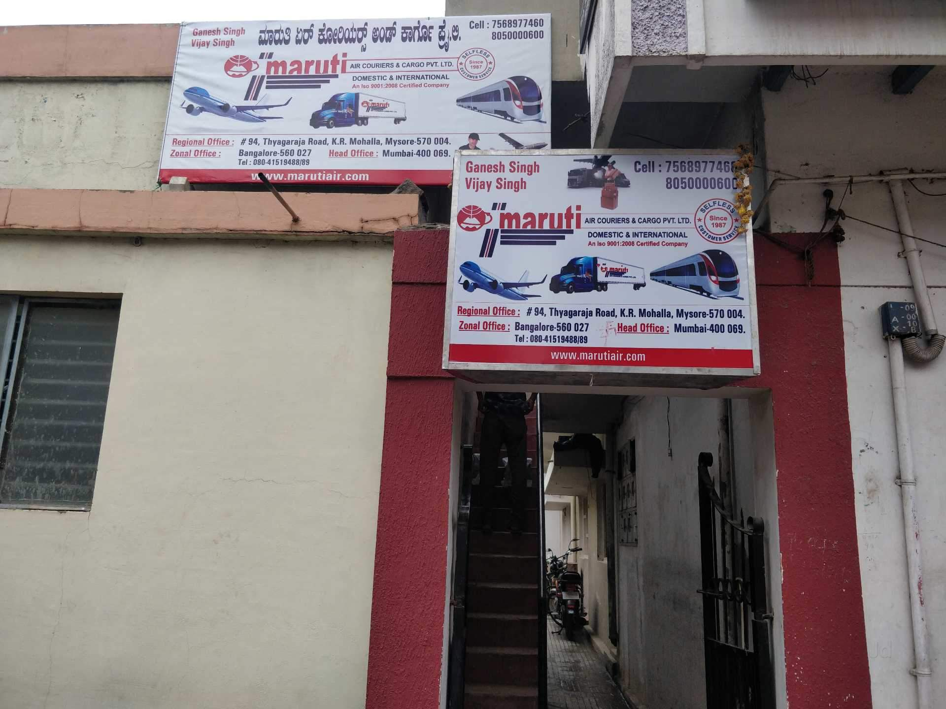 Top 50 Logistic Services in Mysore - Best Spirit Logistic
